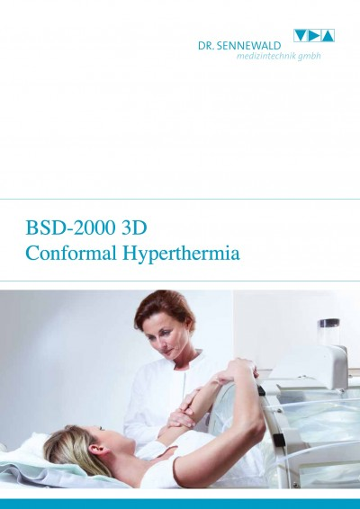 BSD‑2000 3D Conformal Hyperthermia