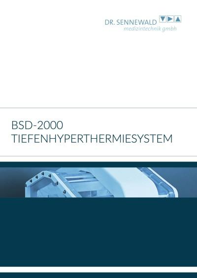BSD-2000 Tiefenhyperthermie