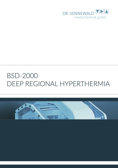 BSD-2000 Deep Regional Hyperthermia